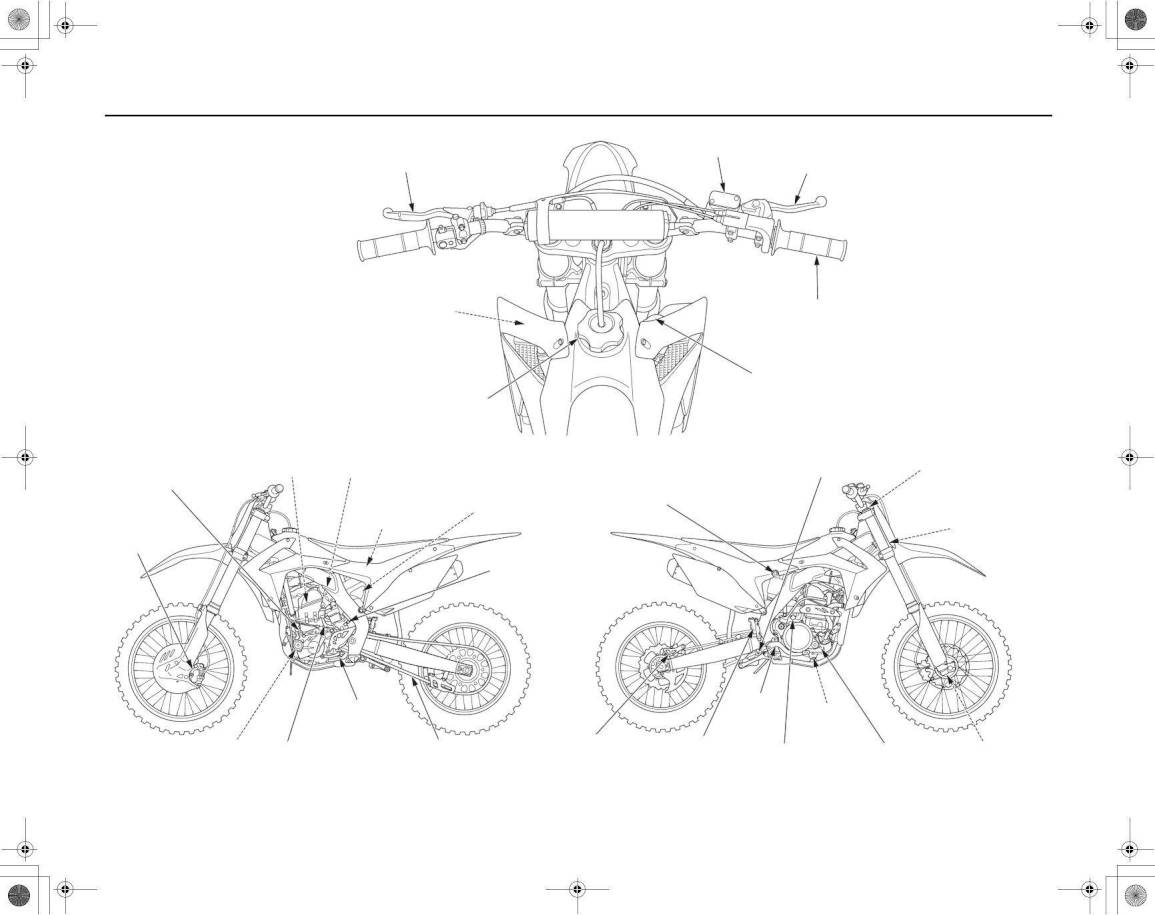 2014 Honda CRF250R – Owner's Manual – Page #40