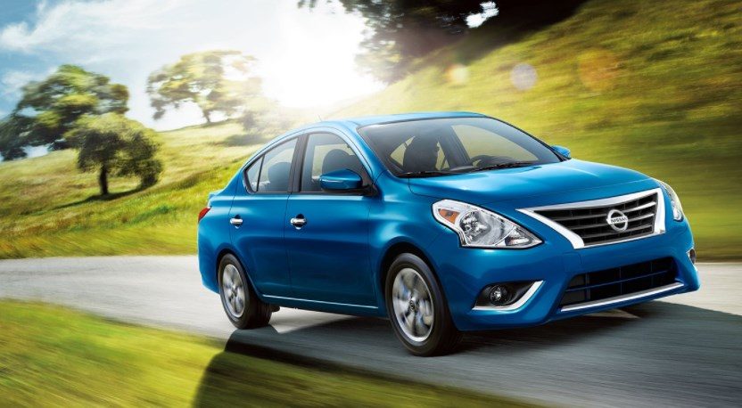 2017 Nissan Versa Concept HD Wallpaper