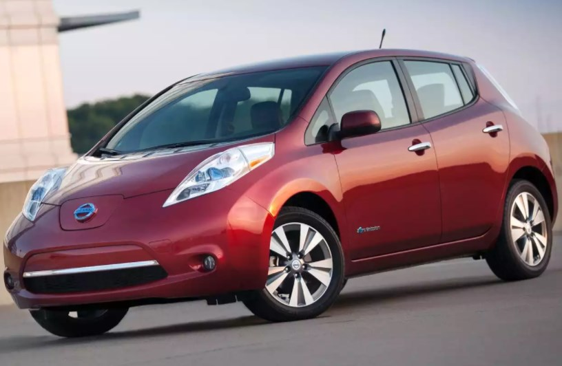 2014 Nissan Leaf Concept HD Wallpaper