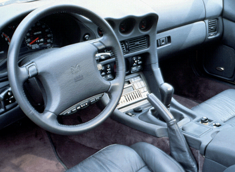 1995 Dodge Stealth Interior and Redesign