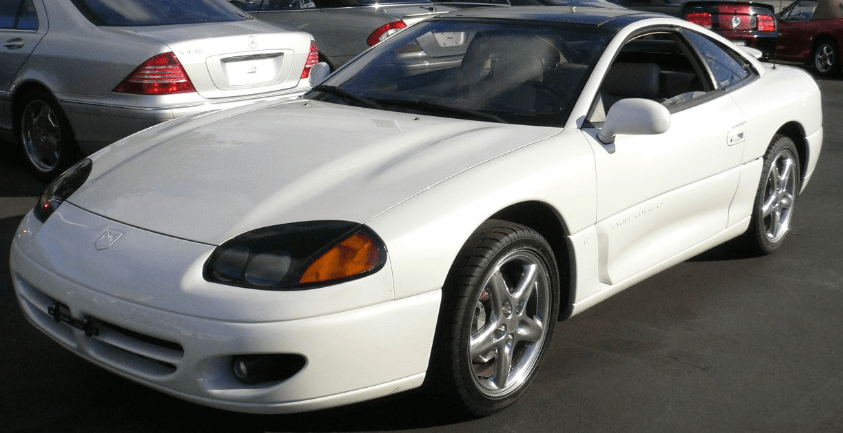 1995 Dodge Stealth Owners Manual and Concept