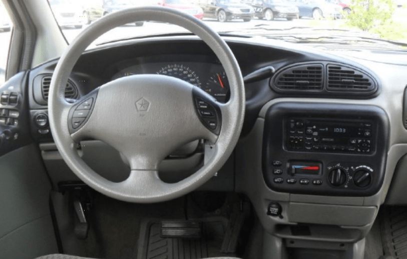 1999 Dodge Grand Caravan Interior and Redesign