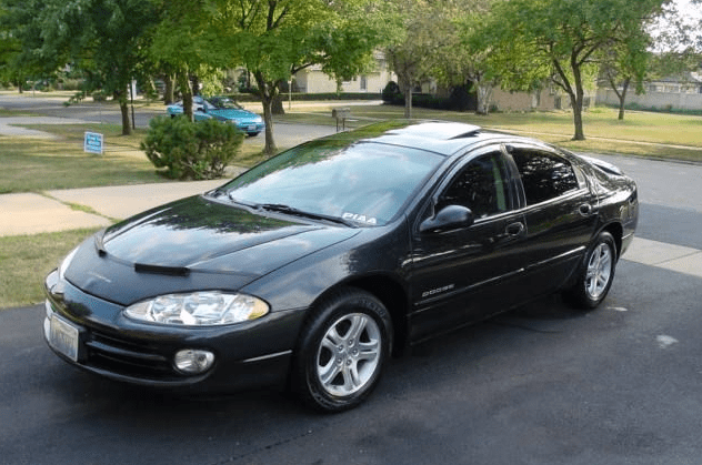1999 Dodge Intrepid Owners Manual and Concept