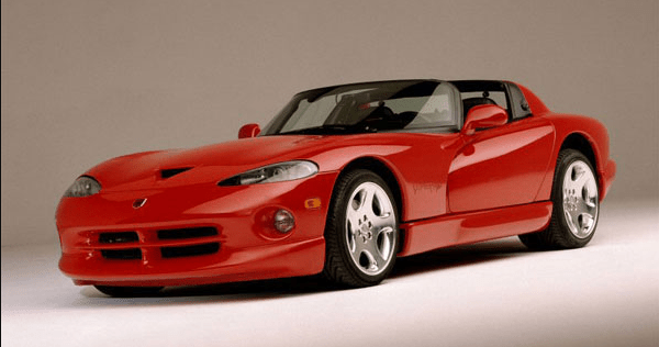 2000 Dodge Viper Owners Manual and Concept