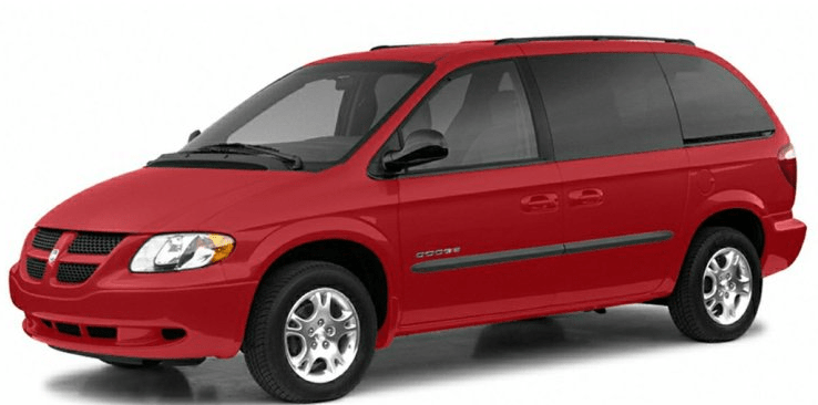 2003 Dodge Caravan Owners Manual and Concept