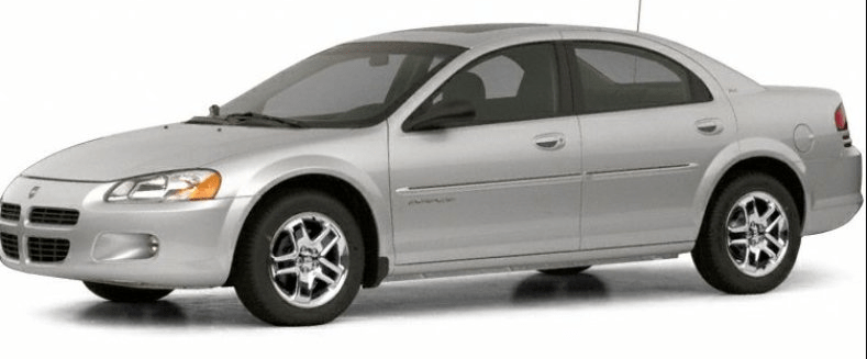 2003 Dodge Stratus Owners Manual and Concept