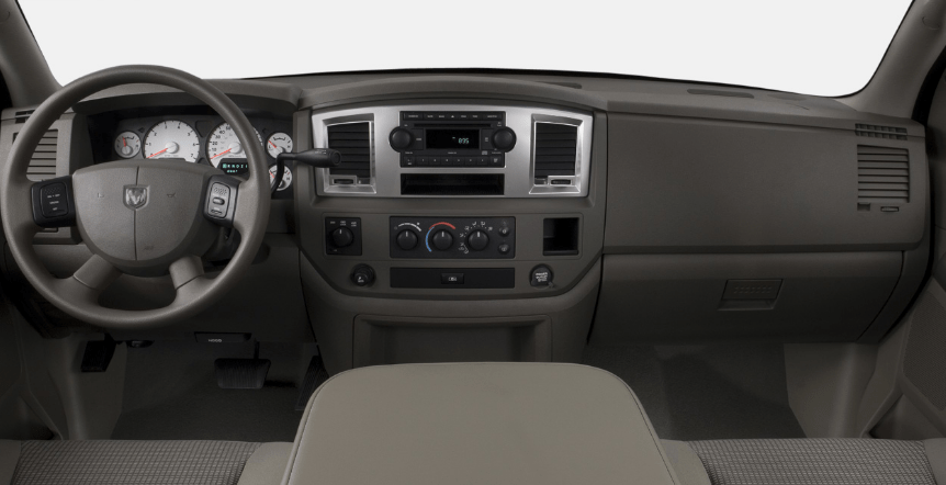 2007 Dodge Ram Interior and Redesign