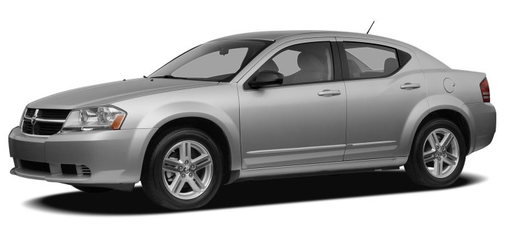 2008 Dodge Avenger Owners Manual and Concept