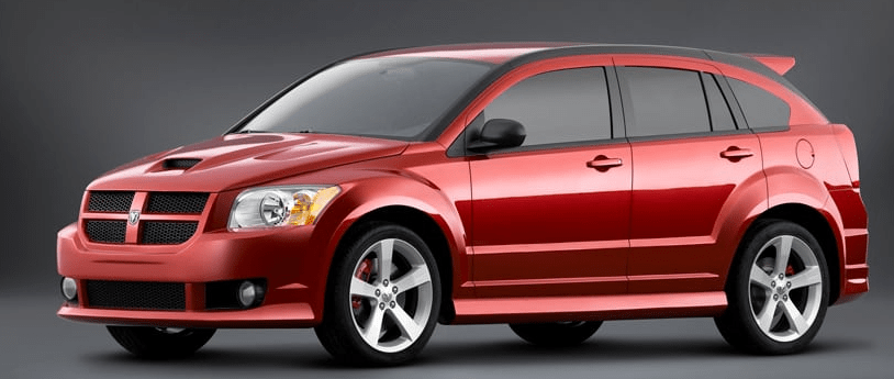 2008 Dodge Caliber Owners Manual and Concept