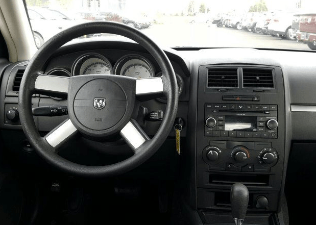 2008 Dodge Charger Interior and Redesign