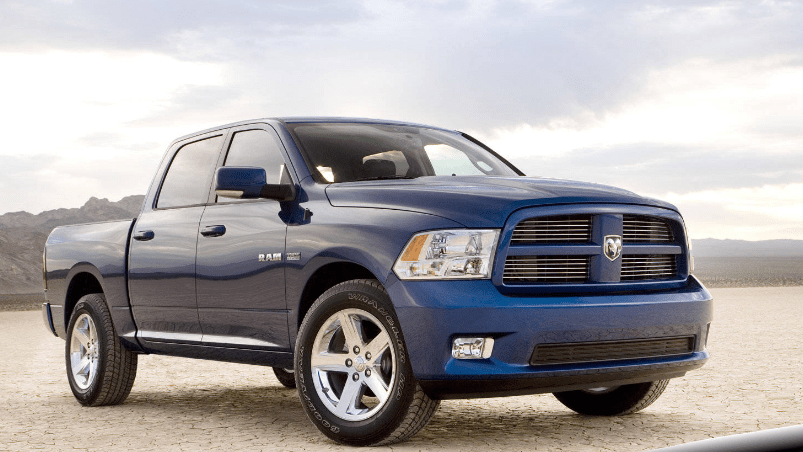 2009 Dodge Ram Owners Manual and Concept