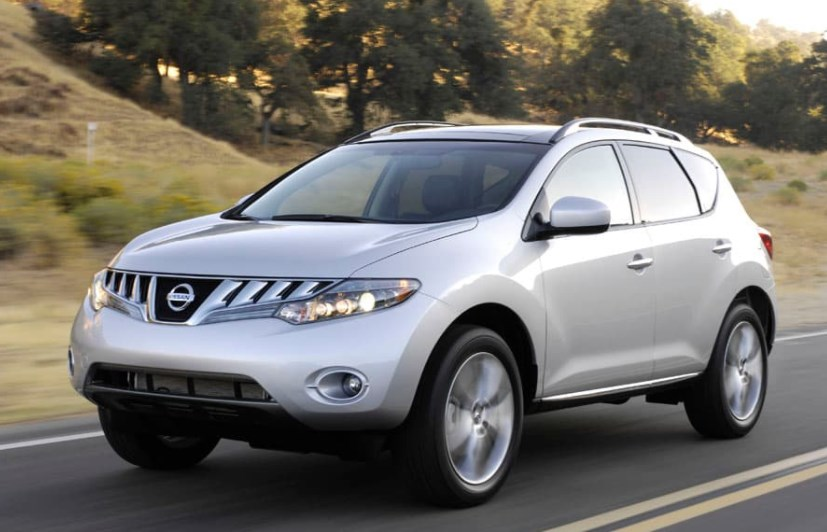 2010 Nissan Rogue Concept HD Wallpaper