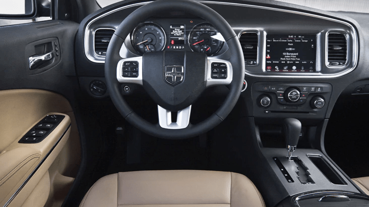 2011 Dodge Charger Interior and Redesign