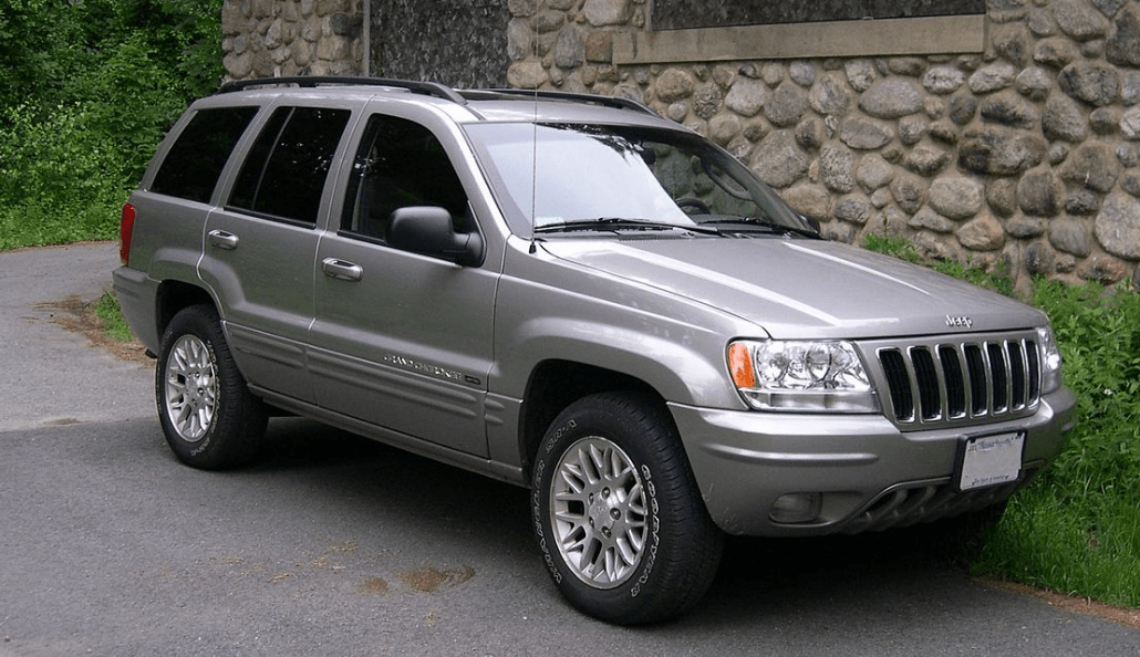 2004 Jeep Grand Cherokee Concept and Owners Manual
