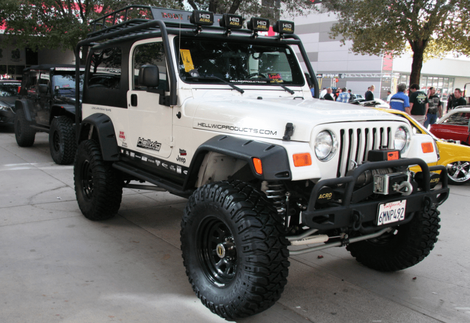 2004 Jeep Wrangler Concept and Owners Manual