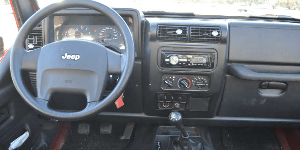 2005 Jeep Wrangler Interior and Redesign