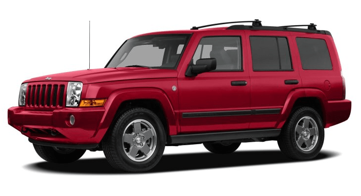 2006 Jeep Commander Owners Manual and Concept