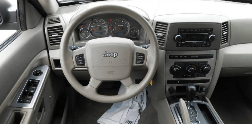 2006 Jeep Grand Cherokee Interior and Redesign