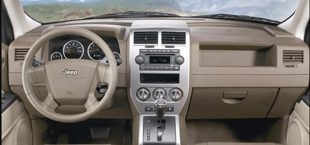 2007 Jeep Patriot Interior and Redesign