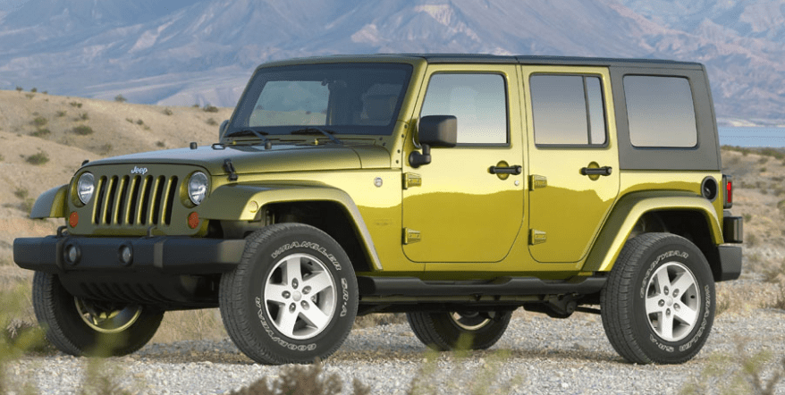2007 Jeep Wrangler Owners Manual and Concept