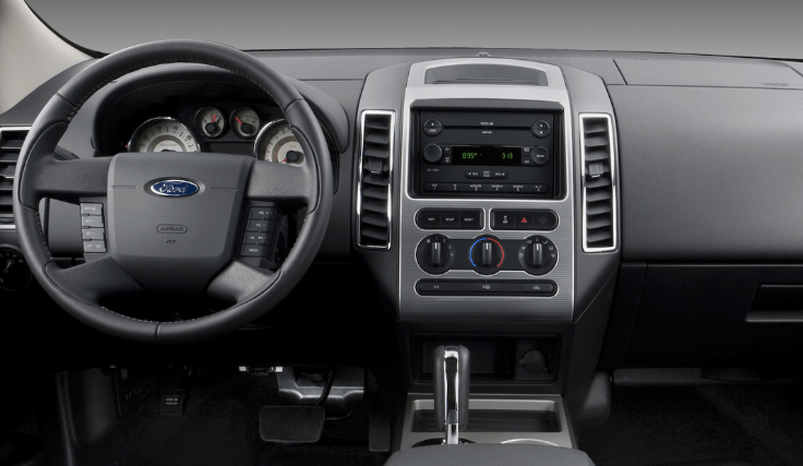2008 Ford Edge Interior and Redesign