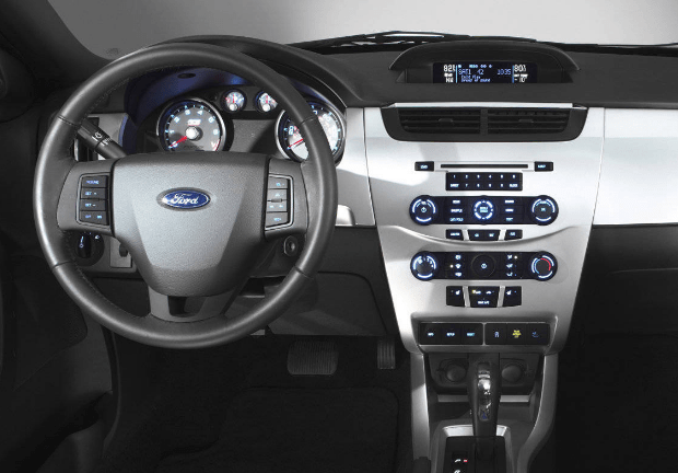 2008 Ford Focus Interior and Redesign