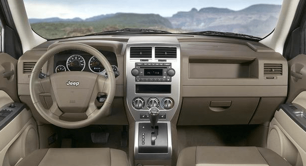 2008 Jeep Patriot Interior and Redesign