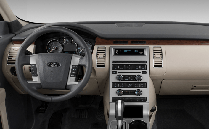 2009 Ford Flex Interior and Redesign