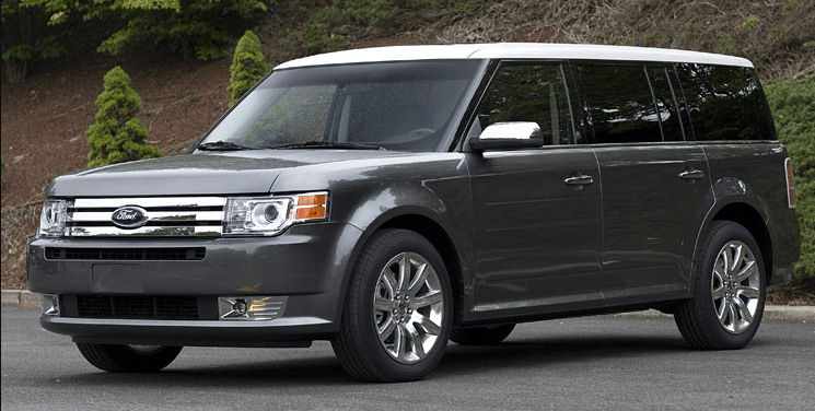 2009 Ford Flex Owners Manual and Concept
