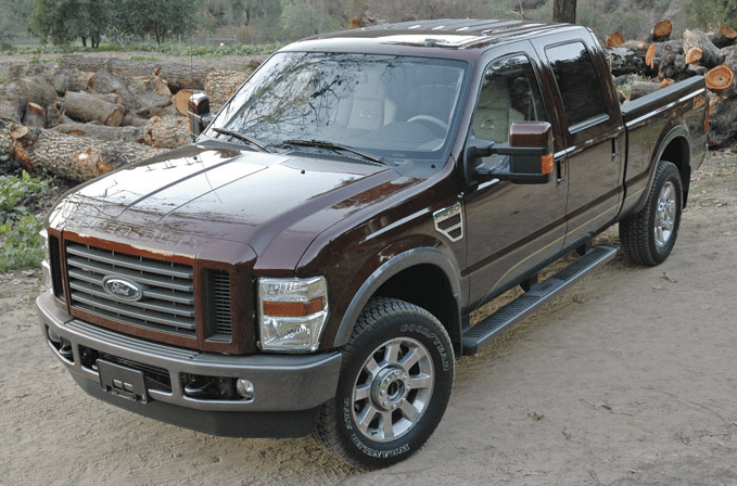 2009 Ford Super Duty Owners Manual and Concept