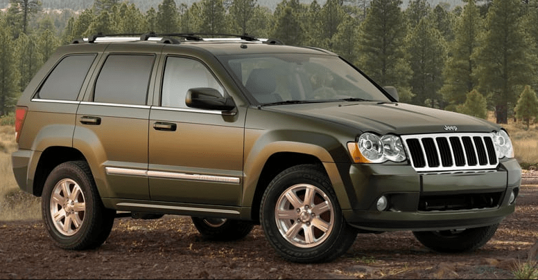 2009 Jeep Grand Cherokee Owners Manual and Concept