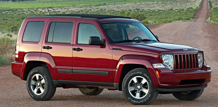 2009 Jeep Liberty Owners Manual and Concept