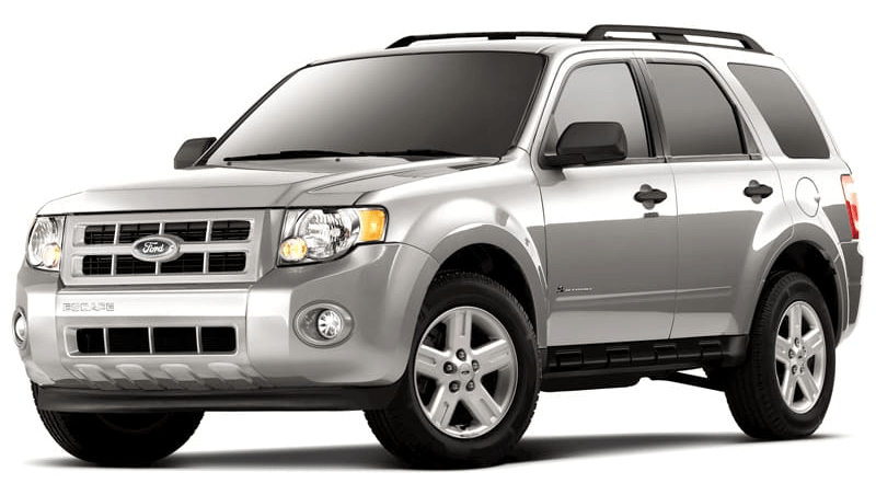 2010 Ford Escape Owners Manual and Concept