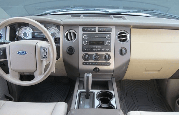 2010 Ford Expedition Interior and Redesign