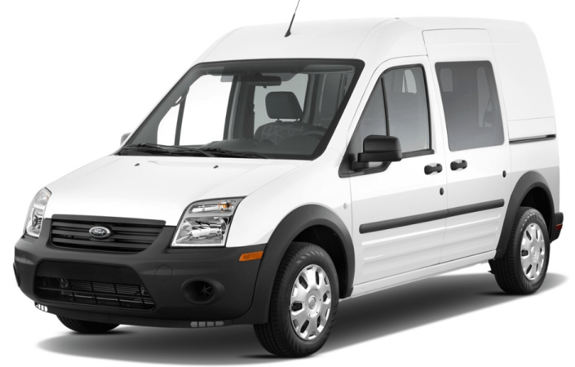2010 Ford Transit Connect Owners Manual and Concept