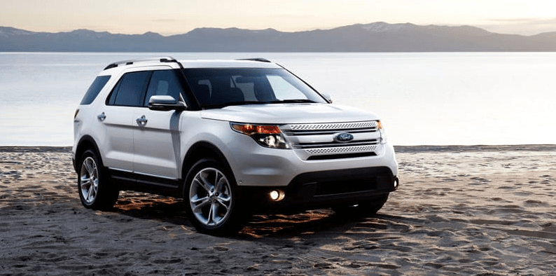 2011 Ford Explorer Owners Manual and Concept