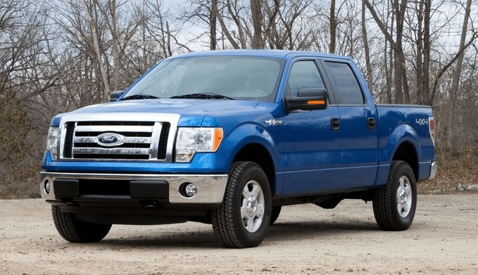 2011 Ford F-150 Owners Manual and Concept