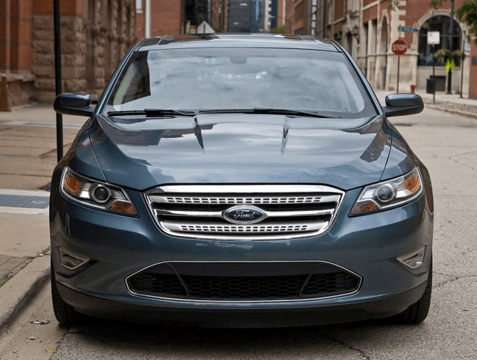 2011 Ford Taurus Owners Manual and Concept