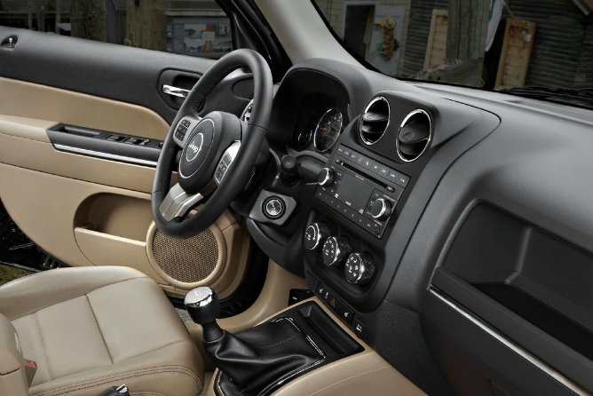 2011 Jeep Patriot Interior and Redesign