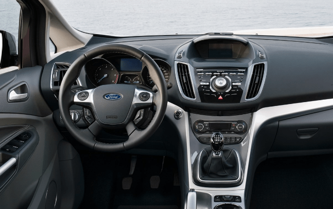 2012 Ford C-Max Interior and Redesign