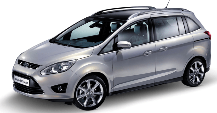 2012 Ford C-Max Owners Manual and Concept