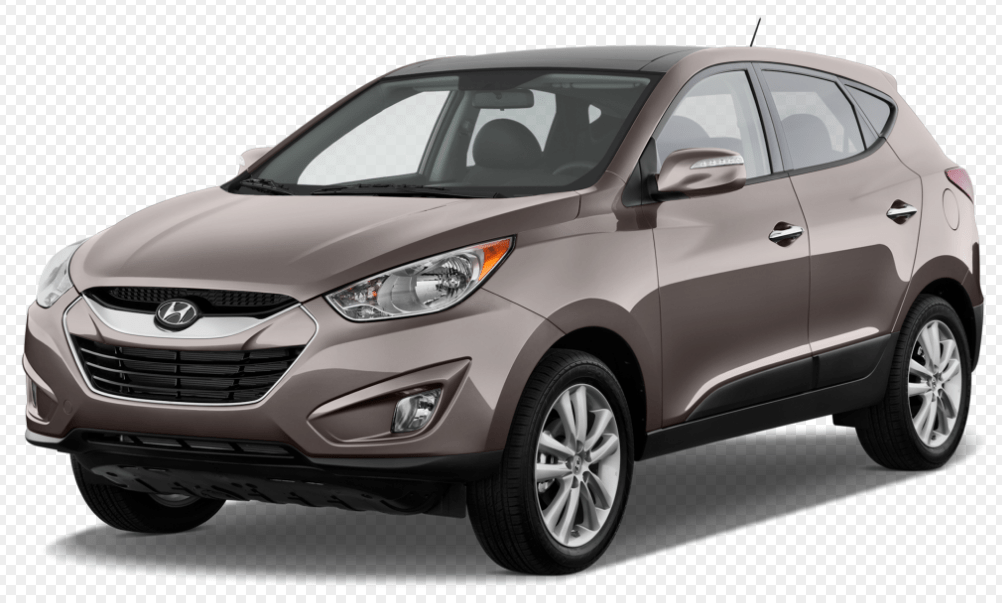 2012 Hyundai Tucson Concept and Owners Manual