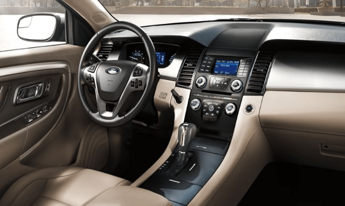 2013 Ford Taurus Interior and Redesign