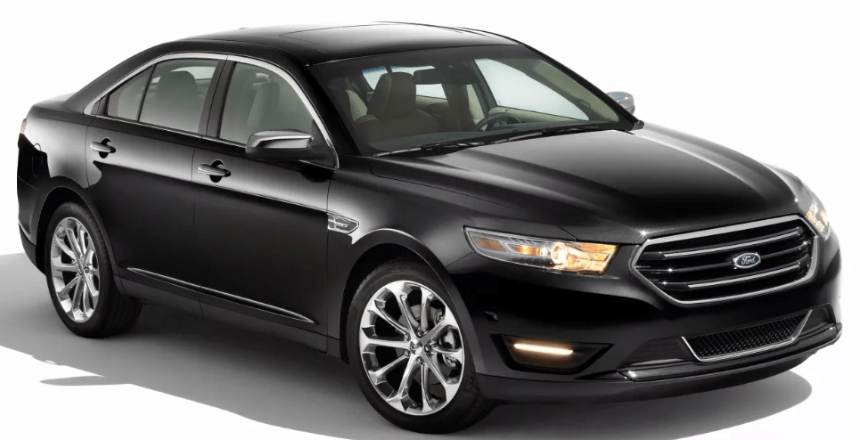 2013 Ford Taurus Owners Manual and Concept