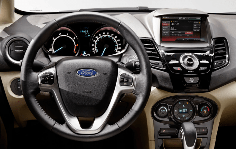 2014 Ford Fiesta Interior and Redesign