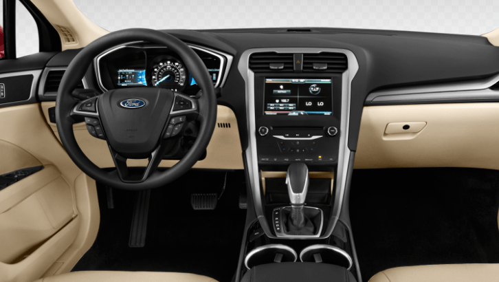 2014 Ford Fusion Interior and Redesign