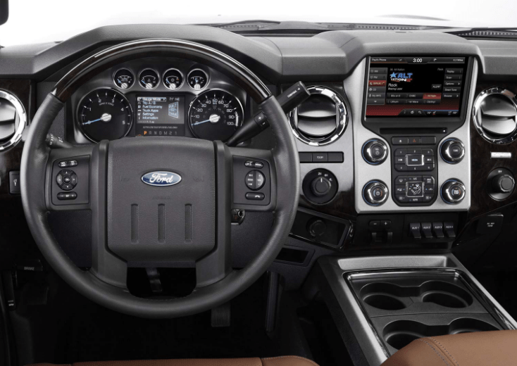 2014 Ford Super Duty Interior and Redesign