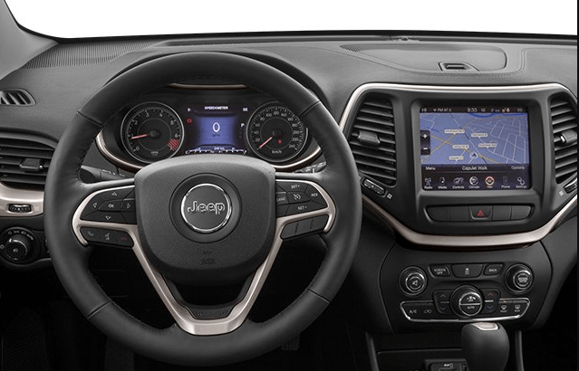 2014 Jeep Cherokee Interior and Redesign