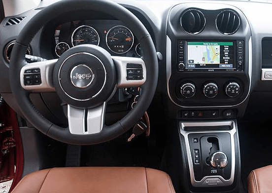 2014 Jeep Compass Interior and Redesign