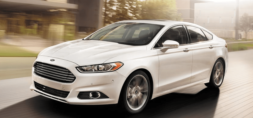 2015 Ford Fusion Owners Manual and Concept